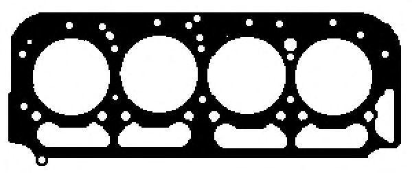 Прокладка, головка цилиндра GLASER H0075500