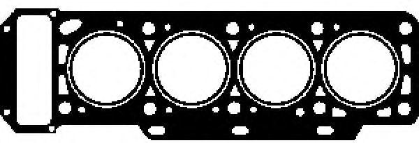 Прокладка, головка цилиндра GLASER H0108810