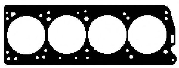 Прокладка, головка цилиндра GLASER H0494200