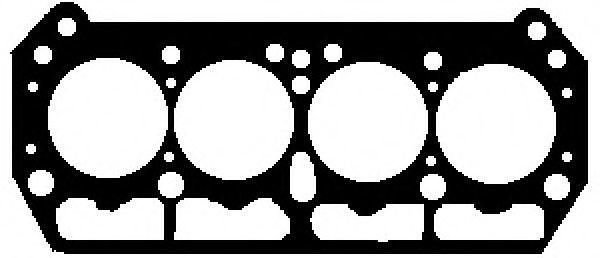 Прокладка ГБЦ GLASER H0591000