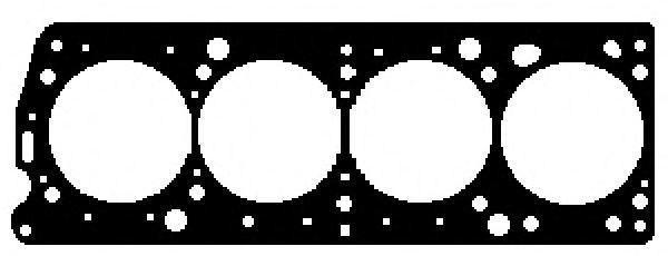 Прокладка ГБЦ GLASER H0698000