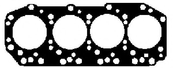 Прокладка, головка цилиндра GLASER H0774600