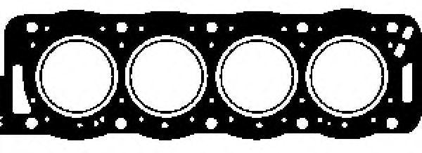 Прокладка ГБЦ GLASER H1229910