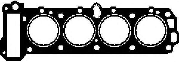 Прокладка ГБЦ GLASER H1280310