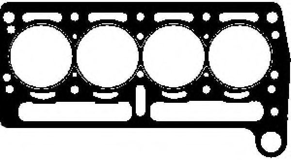 Прокладка ГБЦ GLASER H1494610