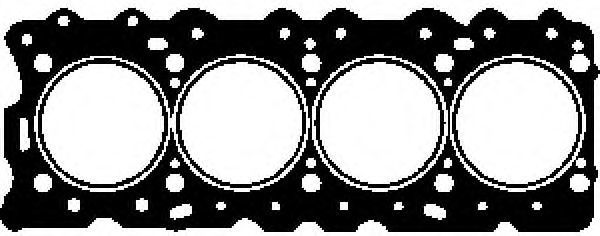 Прокладка ГБЦ GLASER H1766210
