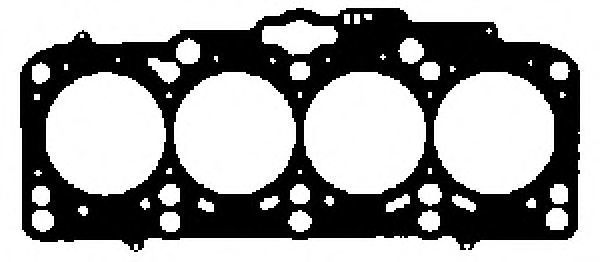 Прокладка ГБЦ GLASER H1812410