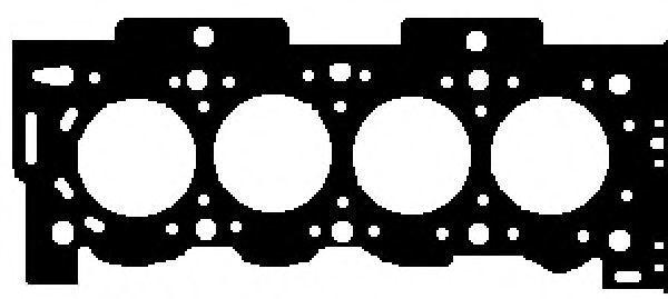 Прокладка ГБЦ GLASER H1819110