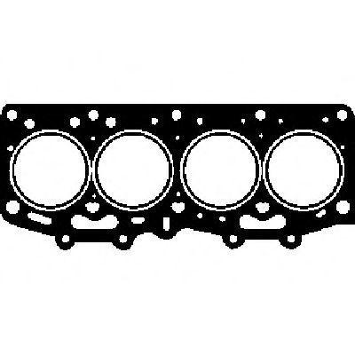 Прокладка ГБЦ GLASER H21807-20