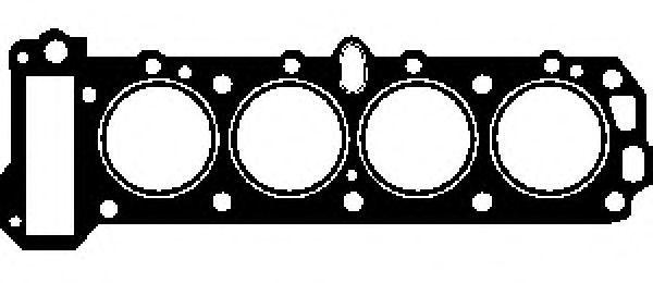 Прокладка ГБЦ GLASER H2280320