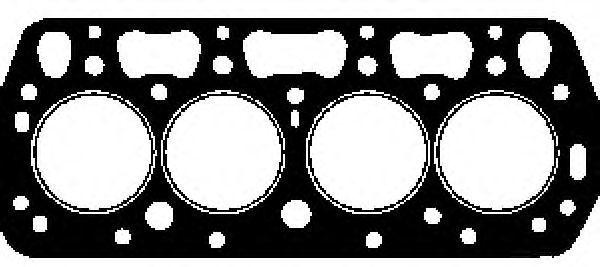 Прокладка, головка цилиндра GLASER H5002300