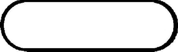 Прокладка, крышка головки цилиндра GLASER X5301401