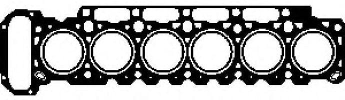 Прокладка ГБЦ GLASER H50058-10