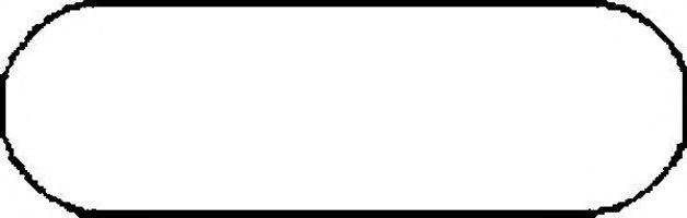 Прокладка, крышка головки цилиндра GLASER X5309501