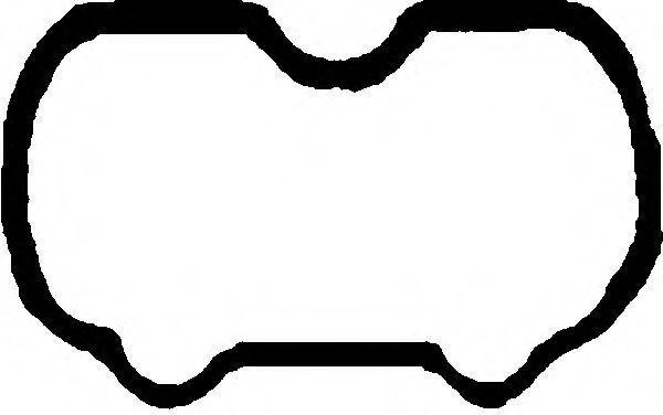 Прокладка, крышка головки цилиндра GLASER X5305301
