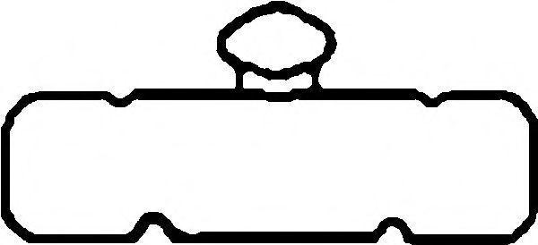 Прокладка клапанной крышки GLASER X5304601