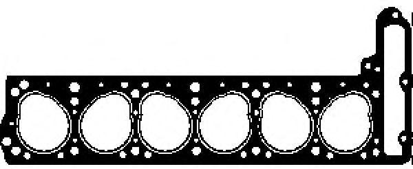 Прокладка, головка цилиндра GLASER H5022400