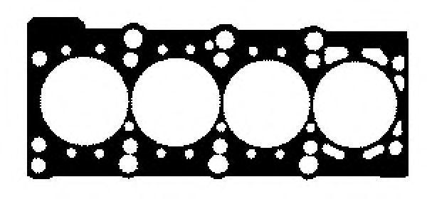 Прокладка ГБЦ GLASER H80006-00