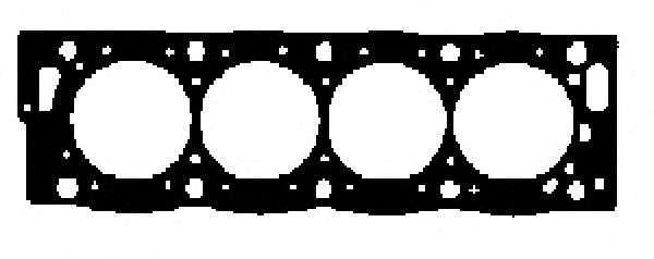 Прокладка ГБЦ GLASER H80031-00