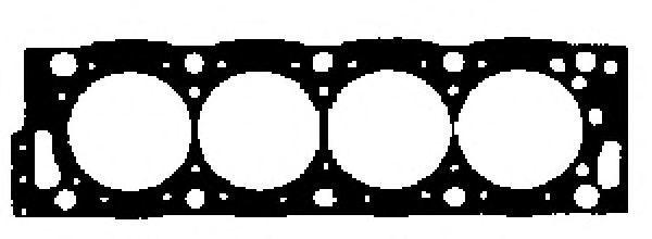 Прокладка ГБЦ GLASER H80031-10