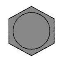 Комплект болтов головки цилидра GLASER T0768400