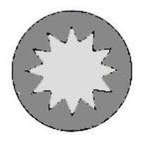 Комплект болтов головки цилидра GLASER T0265400