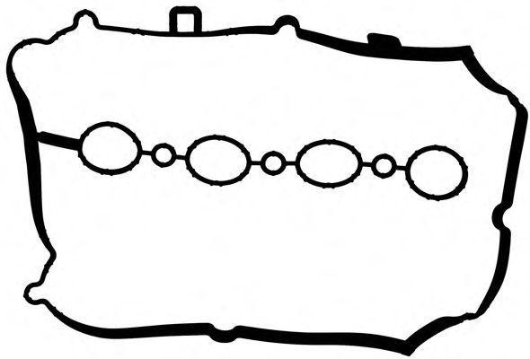 Прокладка, крышка головки цилиндра GLASER X8313801
