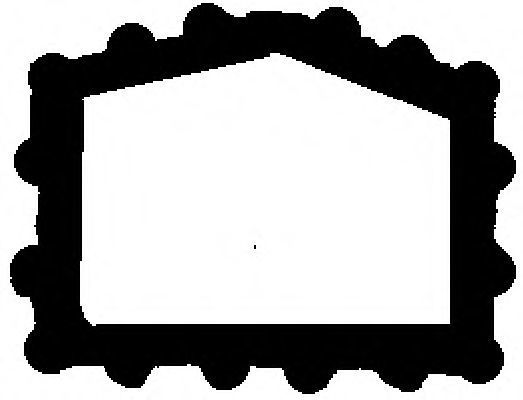 Прокладка, крышка головки цилиндра GLASER X0127001