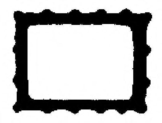 Прокладка, крышка головки цилиндра GLASER X0127101