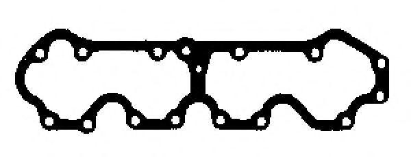 Прокладка, крышка головки цилиндра GLASER X0199301