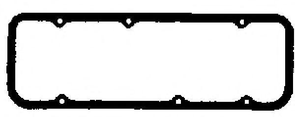 Прокладка, крышка головки цилиндра GLASER X0496401
