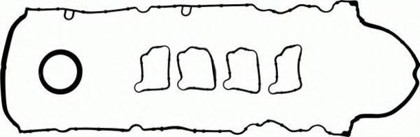 Комплект прокладок, крышка головки цилиндра GLASER V3685200