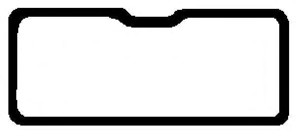 Прокладка, крышка головки цилиндра GLASER X0749201