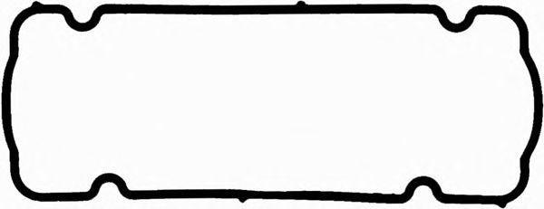 Прокладка клапанной крышки GLASER X5379001