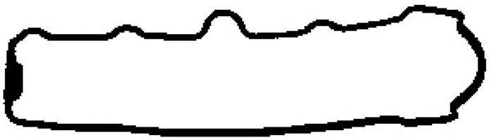Прокладка клапанной крышки GLASER X53149-01