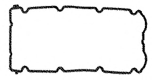 Прокладка клапанной крышки GLASER X53729-01