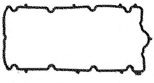 Прокладка клапанной крышки GLASER X5373001