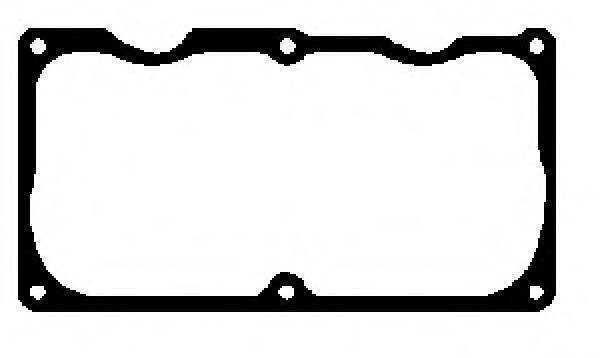 Прокладка, крышка головки цилиндра GLASER X5383001