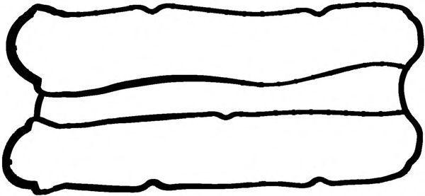 Прокладка, крышка головки цилиндра GLASER X8311701