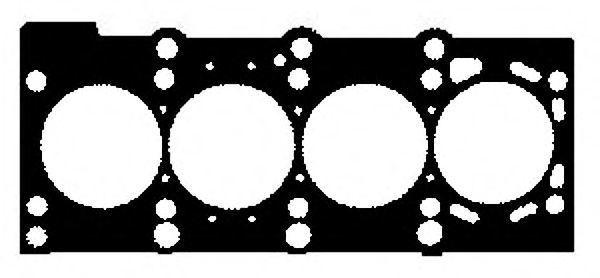 Прокладка ГБЦ GLASER H8000500