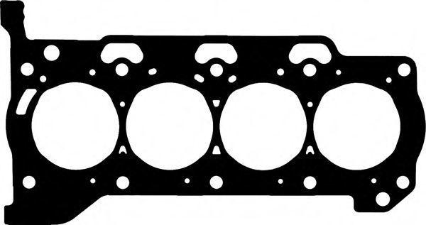 Прокладка ГБЦ GLASER H4055800