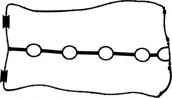 Прокладка, крышка головки цилиндра GLASER X5946001