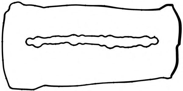 Комплект прокладок, крышка головки цилиндра GLASER V5950400