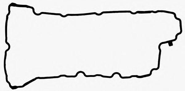 Прокладка, крышка головки цилиндра GLASER X5949701