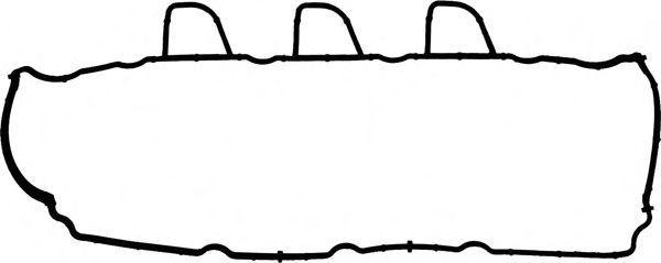Прокладка клапанной крышки GLASER X8341701