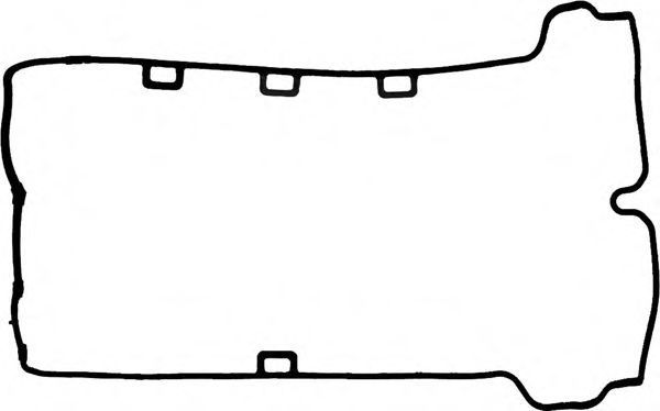 Прокладка клапанной крышки GLASER X83368-01