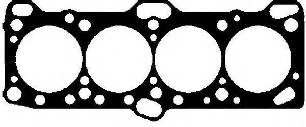 Прокладка ГБЦ GLASER H80927-00
