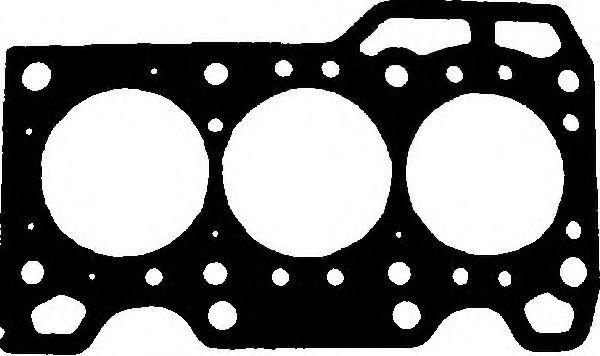 Прокладка ГБЦ GLASER H4003800