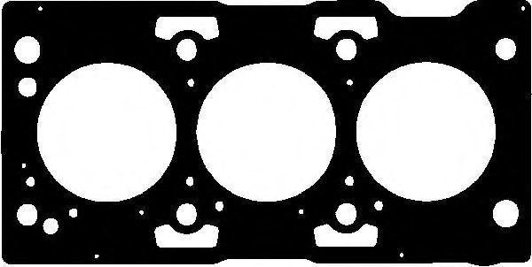 Прокладка ГБЦ GLASER H40058-00