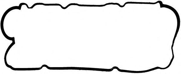 Прокладка клапанной крышки GLASER X83306-01